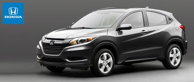 Howdy Honda looks forward to adding the 2015 Honda HR-V to its inventory. (PRNewsFoto/Howdy Honda)