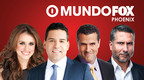 MundoFox Phoenix today launched locally on Cox Cable Ch. 77.  (PRNewsFoto/MundoFox Phoenix)