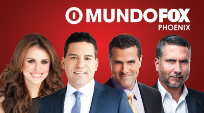 MundoFox Phoenix today launched locally on Cox Cable Ch. 77.