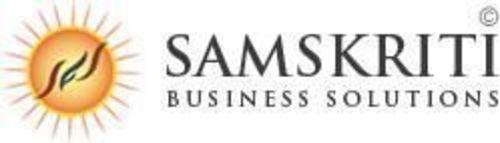 Samskriti Business Solutions Logo (PRNewsFoto/Samskriti Business Solutions)