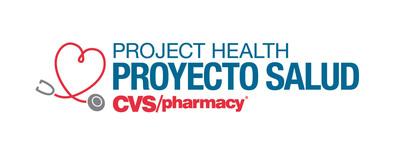 Project Health Logo - Bilingual.  (PRNewsFoto/CVS Caremark)