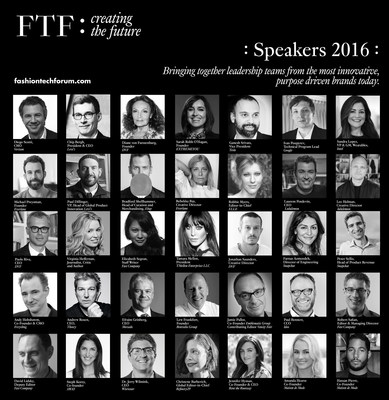 Karen Harvey Consulting Group Announces New High Profile Speakers and Moderators for its 3rd Annual Fashion Tech Forum (FTF) At Duggal Greenhouse In Brooklyn On October 13th, 2016