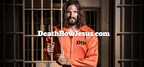 """Little Pencil Ministries has launched its latest campaign """"Death Row Jesus,"""" depicting Jesus Christ as a death row inmate and calling him the worst criminal in the history of the world. The purpose behind the controversial ministry's latest campaign is to illustrate that Jesus became a criminal when he took the sins of the world upon himself and also to dispel the idea that there are levels of sin - that somehow one person's mistakes are not as bad as another's. (PRNewsFoto/Little Pencil Ministries)"""