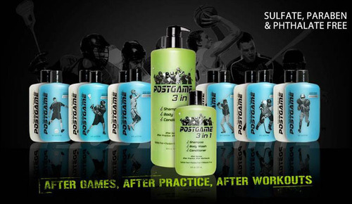 Sporting Goods Store Is Serious About Taking Care Of Athletes, Offering Postgame Products