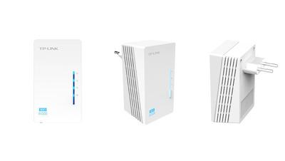TP-LINK Debuts Next Generation Wi-Fi Powerline Extenders.  (PRNewsFoto/TP-LINK)
