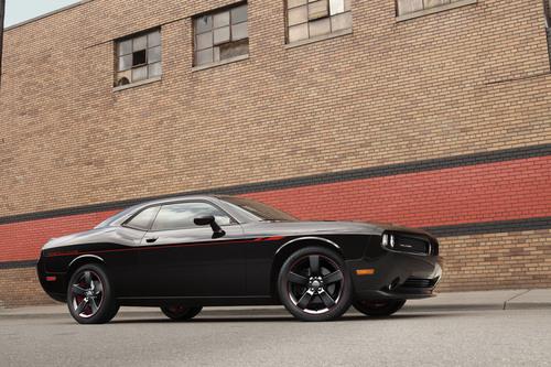 New 2013 Dodge Challenger R/T Redline to debut at Chicago Auto Show. (PRNewsFoto/Chrysler Group LLC) ...