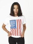 American Apparel limited edition Immigration Integration(TM) t-shirt
