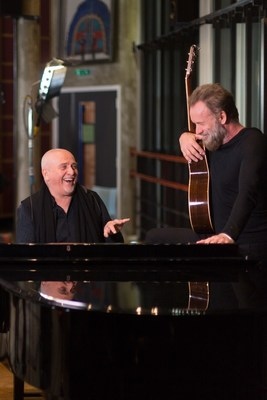 PETER GABRIEL AND STING TO EMBARK ON CO-HEADLINING TOUR