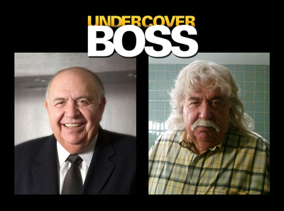 "President and CEO Ronald Croatti of UniFirst, an industry leader in the supply and servicing of uniforms, workwear, and protective clothing, will be featured on a repeat episode of the hit CBS-TV series ""Undercover Boss"" on Sunday, July 10 (9-10 p.m. ET; 8-9 p.m. CT).  (PRNewsFoto/UniFirst)"