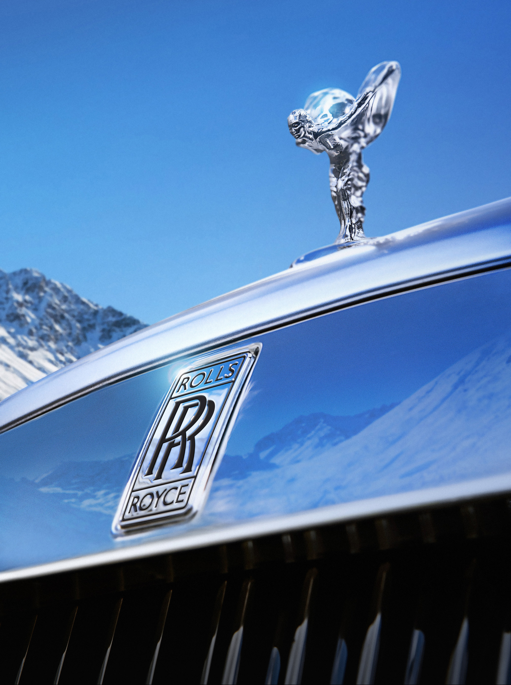 Rolls-Royce Motor Cars confirms today that it is developing an all-new Rolls-Royce with exceptional presence, elegance and purpose. This new design will be #EffortlessEverywhere.