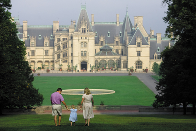 Biltmore summer vacations are a thing of the past, literally