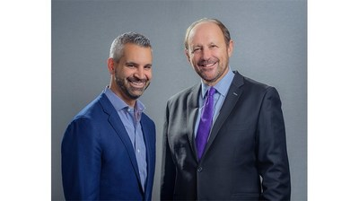 Brian Lesser, CEO GroupM North America & Dominic Proctor, Global President, GroupM