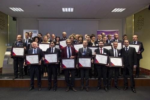 Italian National Champions (PRNewsFoto/European Business Awards) (PRNewsFoto/European Business Awards)
