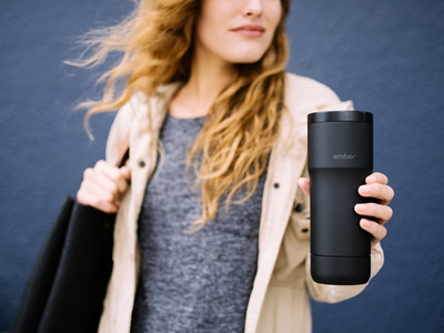 Ember has introduced the world's most advanced mug for coffee or tea. Using patented technology, it  will keep your coffee or tea at the perfect temperature all day long.