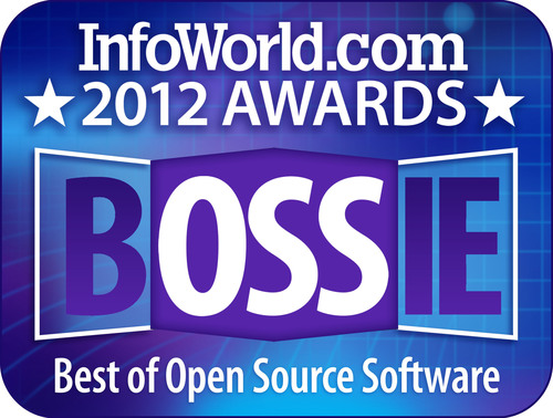 Pentaho Awarded Fifth Consecutive InfoWorld Bossie Award