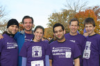 PurpleStride Philadelphia November 1, 2014 at Fairmount Park