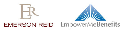 Emerson Reid and EmpowerMeBenefits logos