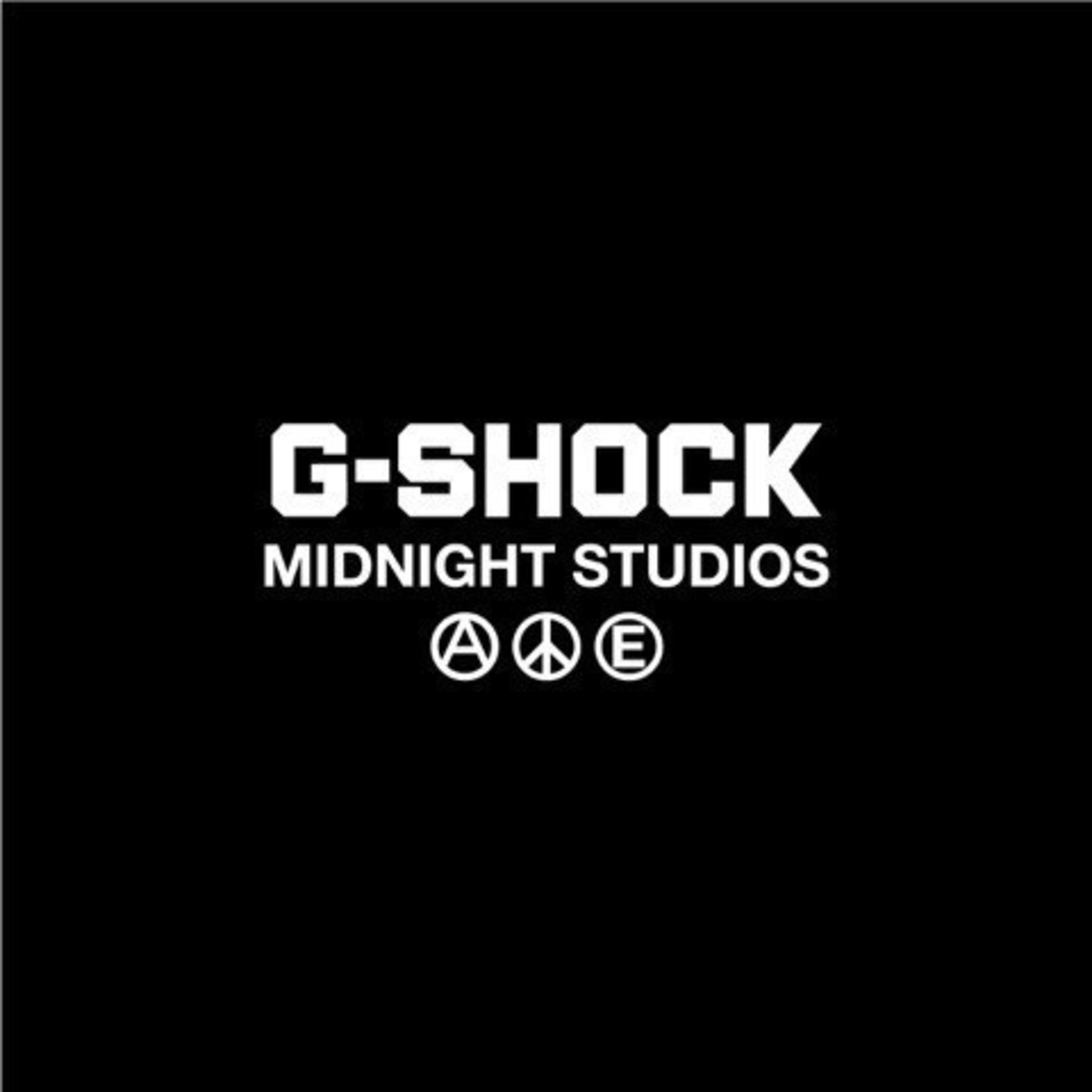 G-SHOCK x Midnight Studios