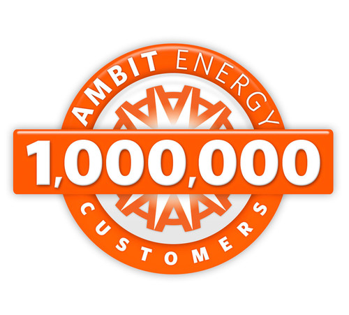 Ambit Energy Surpasses 1 Million Customers in 2012