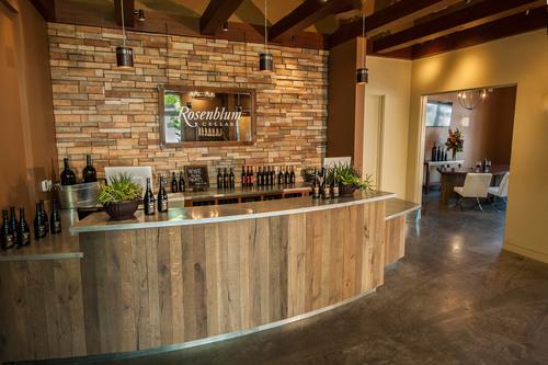The Pioneer Zinfandel Producer, Rosenblum Cellars, opens a new tasting lounge in Healdsburg California.  ...