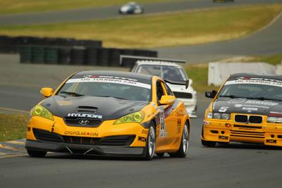 Del City sponsors the Nitto Tire US Touring Car Championship season. Photo by: headonphotos.net.