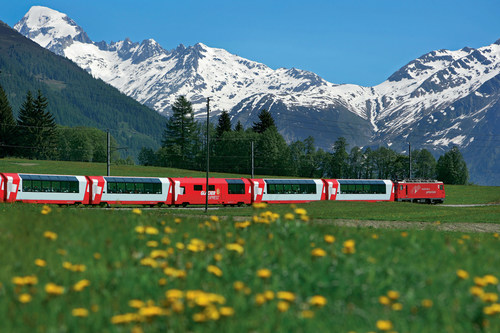 Save $50 Off Swiss Rail Passes with Rail Europe's End of Summer Sale on RailEurope.com (PRNewsFoto/Rail Europe, Inc.)