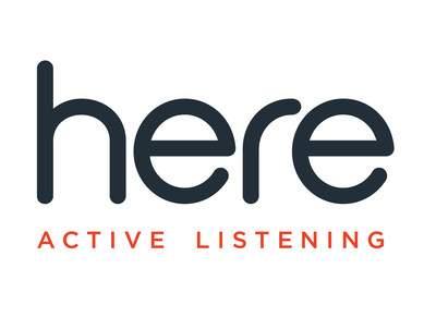 Here Active Listening Logo