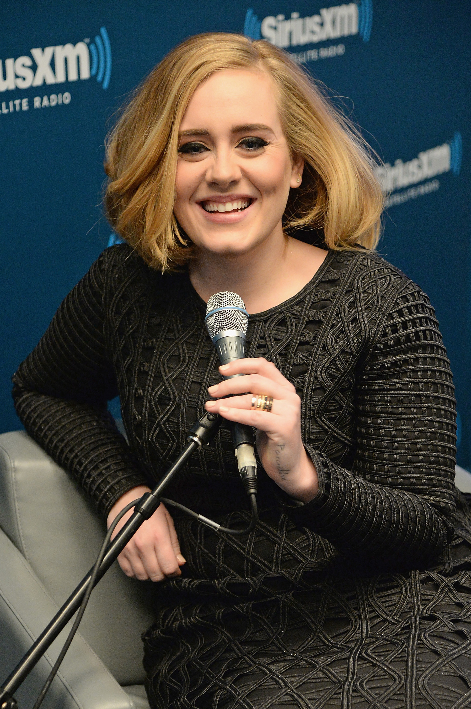 Adele Talks 25 on SiriusXM