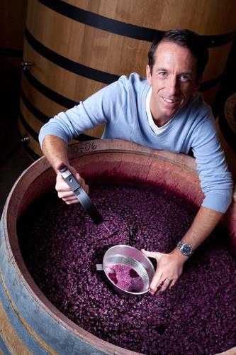 Archery Summit Winery New General Manager/Winemaker Christopher Mazepink.  (PRNewsFoto/Archery Summit)