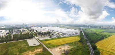 Prologis, Inc., the global leader in industrial real estate, acquired this 610,000 square foot (56,700 square meter) logistics facility in Gliwice, Poland. (PRNewsFoto/Prologis, Inc.)