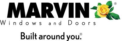 Marvin Windows and Doors logo (PRNewsFoto/Marvin Windows and Doors)