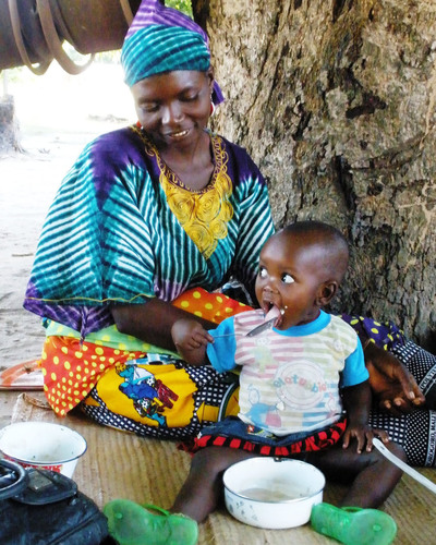 First 1,000 days of life key to eradicating hunger, poverty