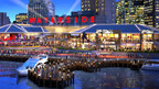 City of Norfolk and The Cordish Companies have announced August 26, 2015 as the ground-breaking date for the Waterside Live! entertainment district on the waterfront.