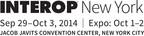 Interop New York - Sept. 29 - Oct. 3 - Javits Convention Center. (PRNewsFoto/UBM Tech)