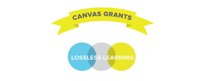 "Learning technology company Instructure, the creator of the Canvas learning management system (LMS) for K-12 and higher education, today announced the return of Canvas Grants, a program that awards $100,000 in grants to projects that spur innovation in learning. The company introduced the program at the annual EDUCAUSE conference in Orlando, Fla., inviting innovators in both K-12 and higher ed to submit proposals that further ""lossless learning,"" this year's Canvas Grants theme. (PRNewsFoto/Instructure)"