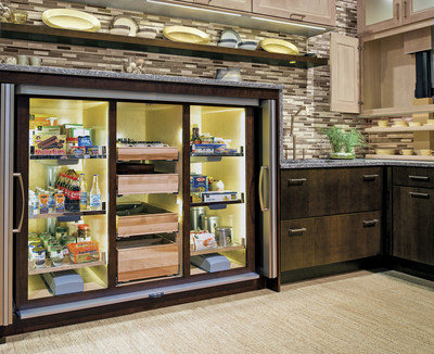 ClosetMaid Pantry System