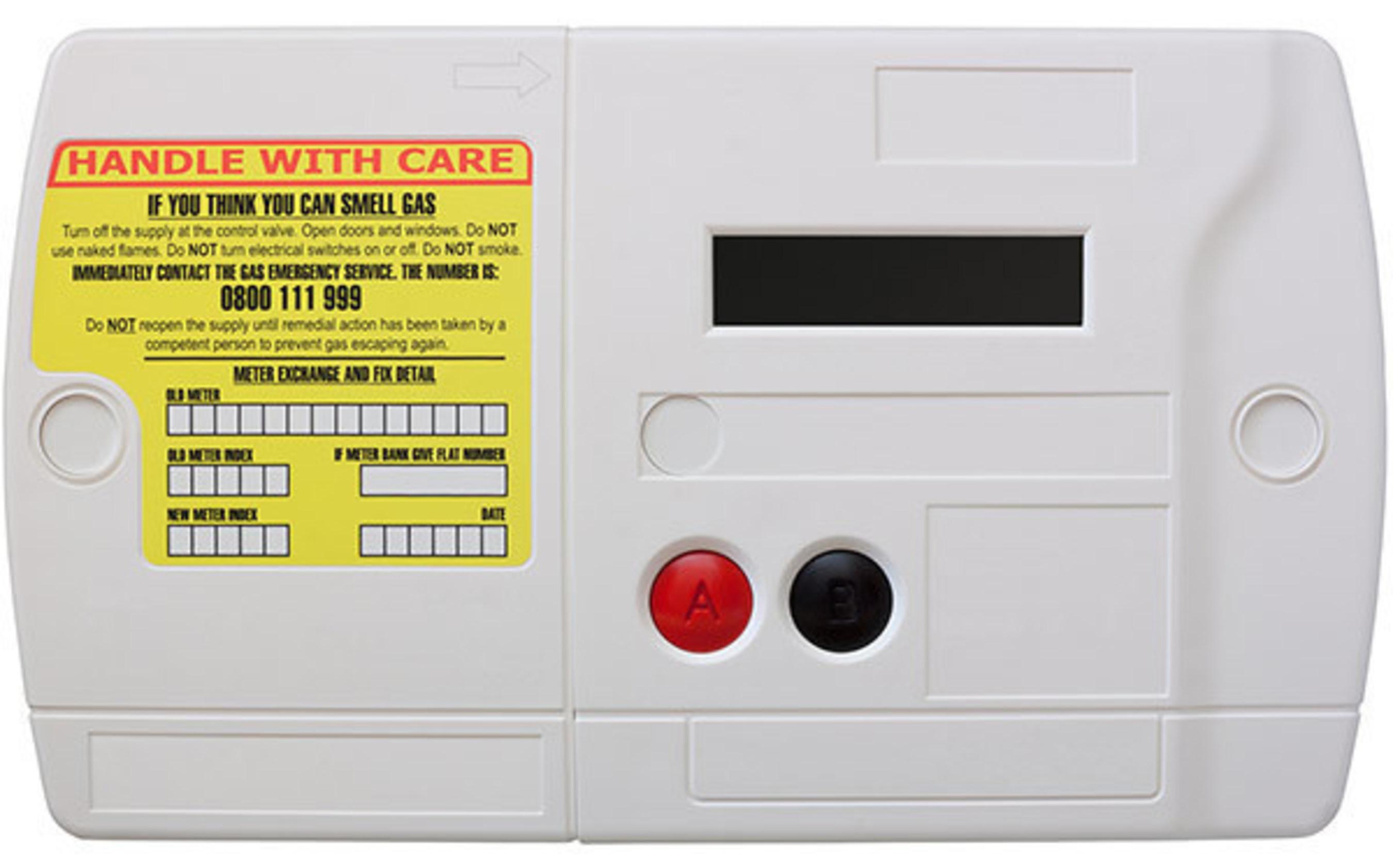 smart gas meters frost sullivan
