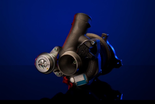 BorgWarner Turbocharging Technologies Help Ford EcoBoost