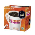 Dunkin' Donuts® Dares Coffee Lovers to Celebrate Life's Boldest Moments