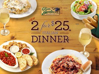 Olive Garden Dinner Menu Download Pdf