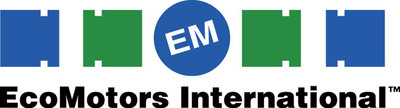 EcoMotors International Logo.  (PRNewsFoto/EcoMotors International)