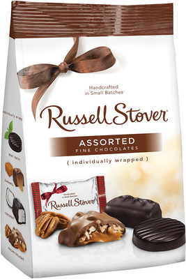 Out of the box and into the bag: Russell Stover launches line of individually wrapped Everyday favorites inspired by decades' worth of feedback from happy customers.