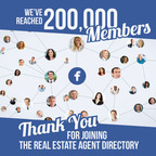 200,000 Real Estate Agents Solidify Facebook as Social Media's Leading Marketing Tool