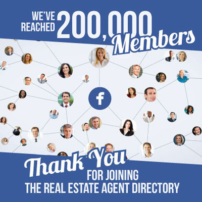 N-Play's Real Estate Agent Directory reaches 200,000 members.  (PRNewsFoto/N-Play)