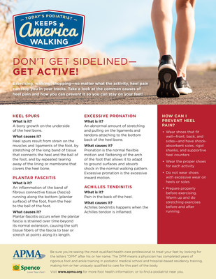 Many Americans cannot wait to start walking, jogging, running, or hitting the gym when the warm weather returns. With this excitement, many adults find themselves pushing their limits and suffering from foot and ankle overuse injuries, which can prevent them from keeping active. That is why it is so important to see a podiatrist as soon as you get injured.