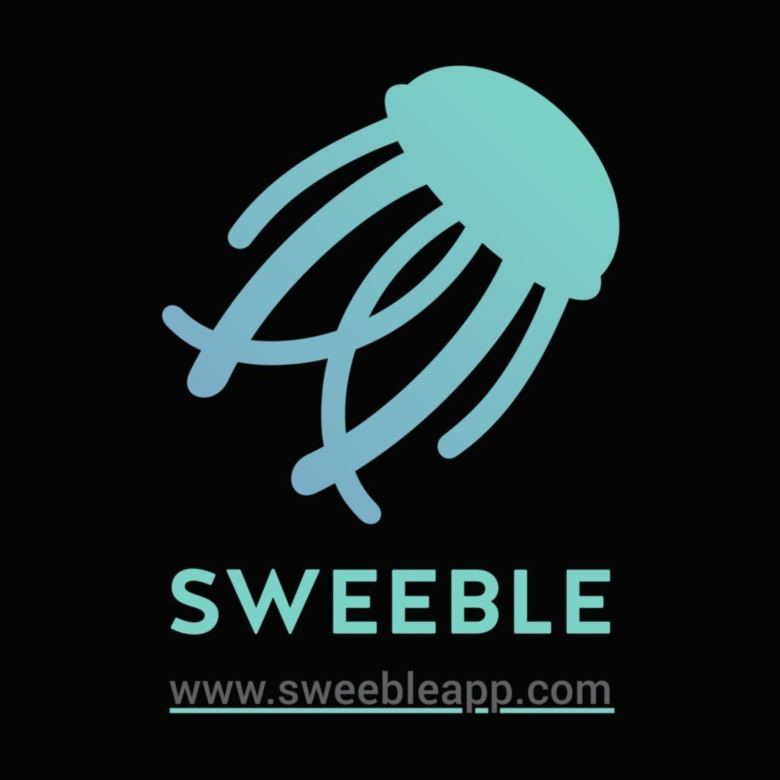 "Sweeble App, first social network with a scalable ""like"" feature."