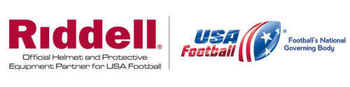 Riddell Football Helmets To Include Concussion Awareness Hangtag With Information From USA Football And CDC. ...
