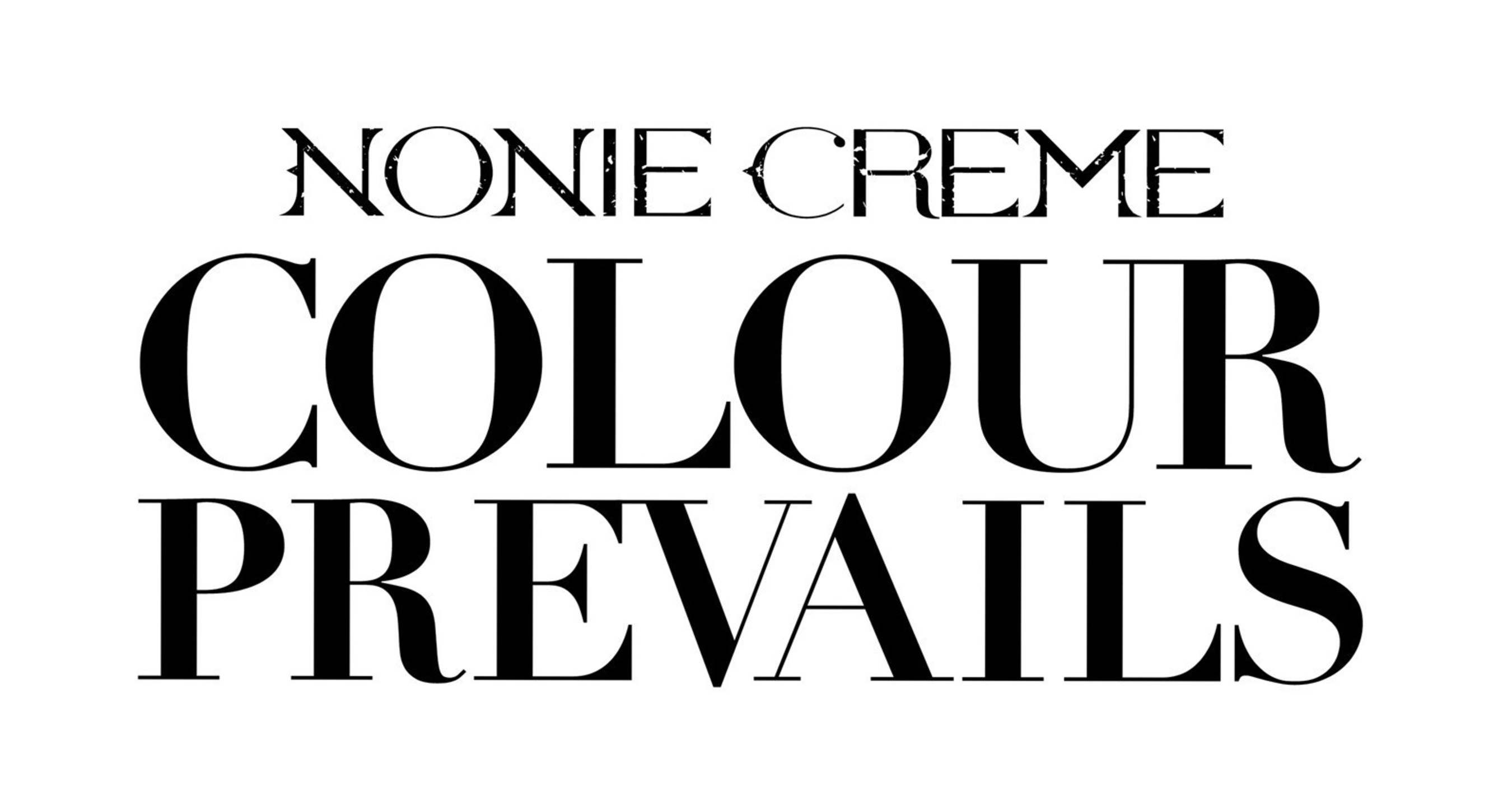 Nonie creme colour prevails launch exclusively at walgreens