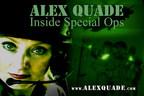 War Reporter Alex Quade Covers Elite Army Rangers & President Obama. (PRNewsFoto/Military Media Group)