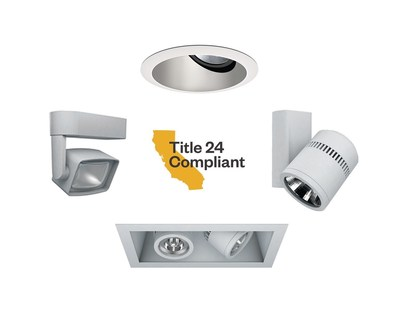 Amerlux offers 116 Title 24 Compliant lighting fixtures